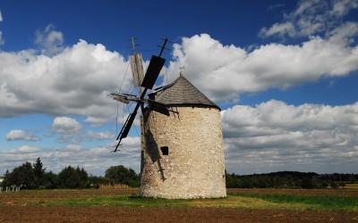 Tési szélmalmok és kovácsműhely