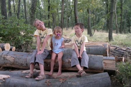 Túrázás, kirándulás gyerekekkel